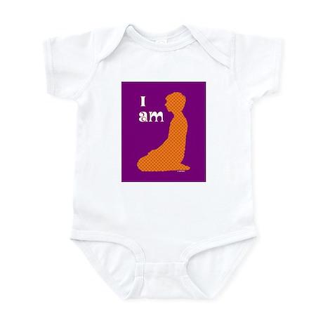 I AM Mediation Infant Bodysuit