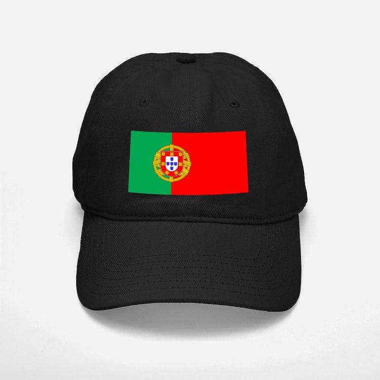 Portuguese Flag of Portugal Baseball Hat