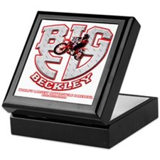 BIGED emblem Keepsake Box