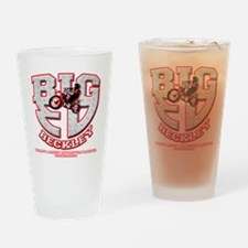 BIGED emblem Drinking Glass