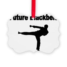 Future Blackbelt Ornament