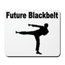 Future Blackbelt Mousepad