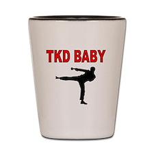 TKD BABY 2 Shot Glass
