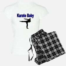 Karate Baby 2 pajamas