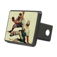 Vintage Sports Baseball Hitch Cover