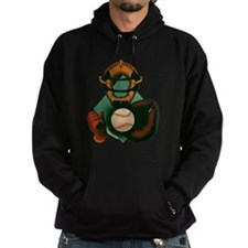 Vintage Sports Baseball Catcher Hoodie