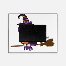 Witch Owl Picture Frame