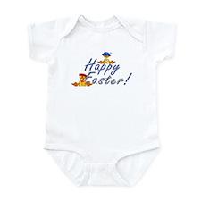 Happy Easter Duck! Infant Bodysuit