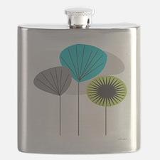 MCM 5 canvas Flask
