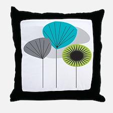 MCM 5 canvas Throw Pillow