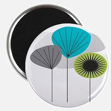 MCM 5 canvas Magnet