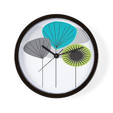 MCM 5 canvas Wall Clock