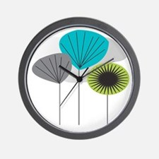 MCM 5 canvas Wall Clock