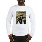 2 Sisters & Bernese Long Sleeve T-Shirt