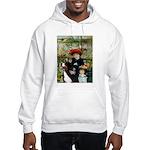 2 Sisters & Bernese Hooded Sweatshirt