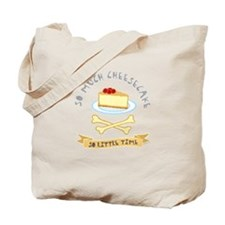 Cheesecake Lover Tote Bag