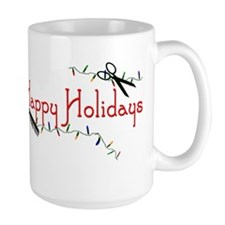 Happy Hairstylist Holidays Mug