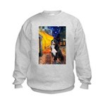 Cafe & Bernese Kids Sweatshirt