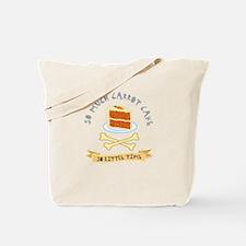 Carrot Cake Lover Tote Bag