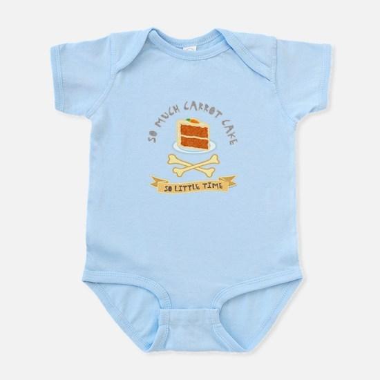 Carrot Cake Lover Infant Bodysuit