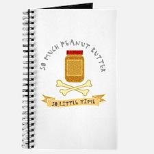 Peanut Butter Lover Journal