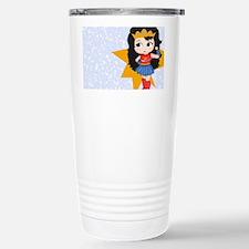 Super Girl Super Hero Travel Mug