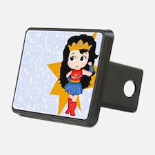 Super Girl Super Hero Hitch Cover