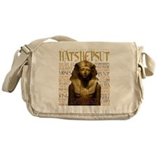 Hatshepsut Tech Messenger Bag