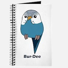 Bur-dee Journal