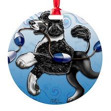 Portuguese Water Dog Ornament