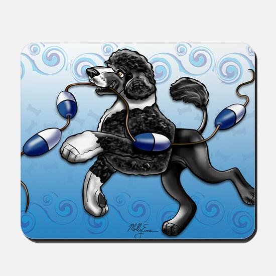 Portuguese Water Dog Mousepad