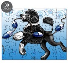 Portuguese Water Dog Puzzle