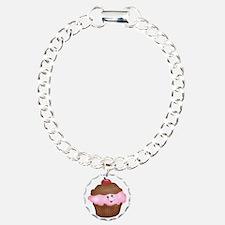 Sweet Cupcake Bracelet