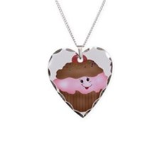 Sweet Cupcake Necklace