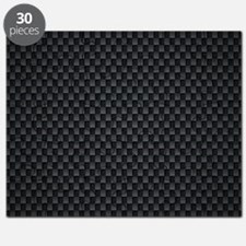 Carbon Mesh Pattern Puzzle