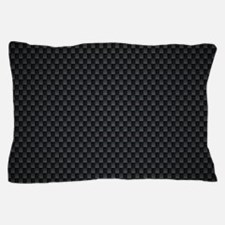 Carbon Mesh Pattern Pillow Case