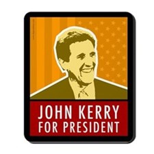 John Kerry for President. Mousepad