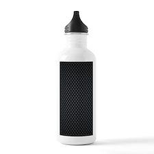 Carbon Mesh Pattern Water Bottle