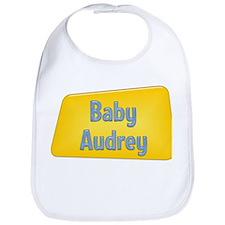 Baby Audrey Bib