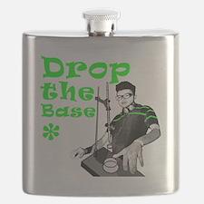 Drop The Base Green Flask