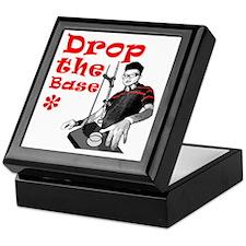 Drop The Base Red Keepsake Box