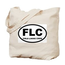 Field Lining Crew Tote Bag
