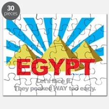 Egypt Peaked Early Puzzle