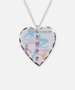 Dream Dance Love Necklace