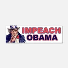 Unique Impeachment Car Magnet 10 x 3