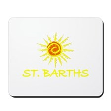 St. Barths Mousepad