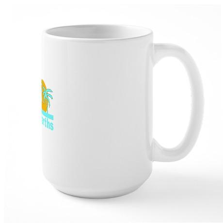 St. Barths Large Mug