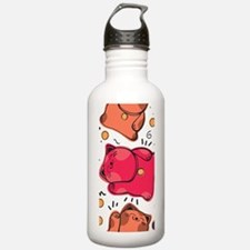 Japanese Fortune Cat Water Bottle