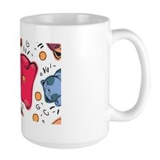 Japanese Fortune Cat Mug