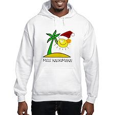 Hawaiian Christmas - Mele Kalikimaka Hoodie